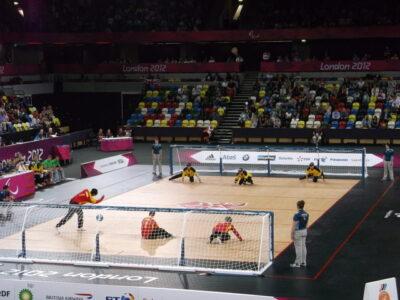 Goalball – En sport för synskadade