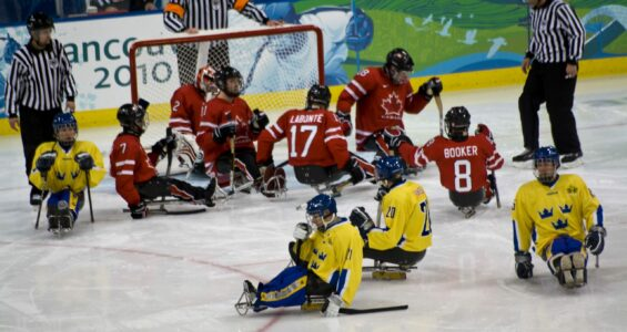 Vad är paraishockey?